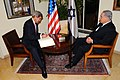 Secretary Kerry Signs Guest Book in Jerusalem (11758441446).jpg