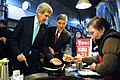 Secretary Kerry and Ambassador Kim Order Fried Rice Cake in Seoul Market (12499858194).jpg