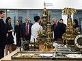 Secretary Tillerson and U.S. Ambassador to China Watch a Restoration Lab Demonstration at the Forbidden City in Beijing (26500633429).jpg