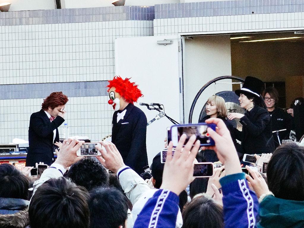 File Sekai No Owari Free Live Quot Tree Quot In Tokyo Saori