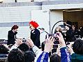 "Sekai No Owari Free Live ""Tree"" in Tokyo- Saori, Fukase, DJ LOVE & Nakajin.jpg"