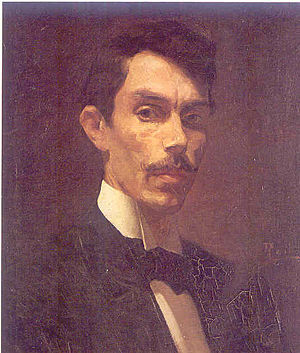Georgios Roilos - Georgios Roilos, self-portrait