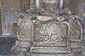 Semur en Auxois-Collégiale Notre Dame-Base du pilier central du porche-20110304.jpg