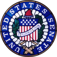 Seal of the Senate of the United States