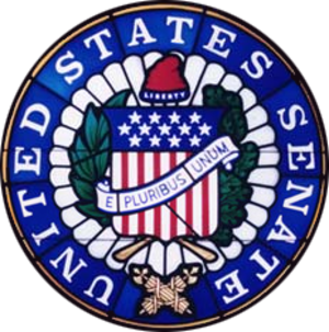 United States Senate Committee on Finance - Seal of the United States Senate