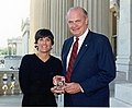 Senator Thompson and Diane Balma of the Susan G. Komen.jpg