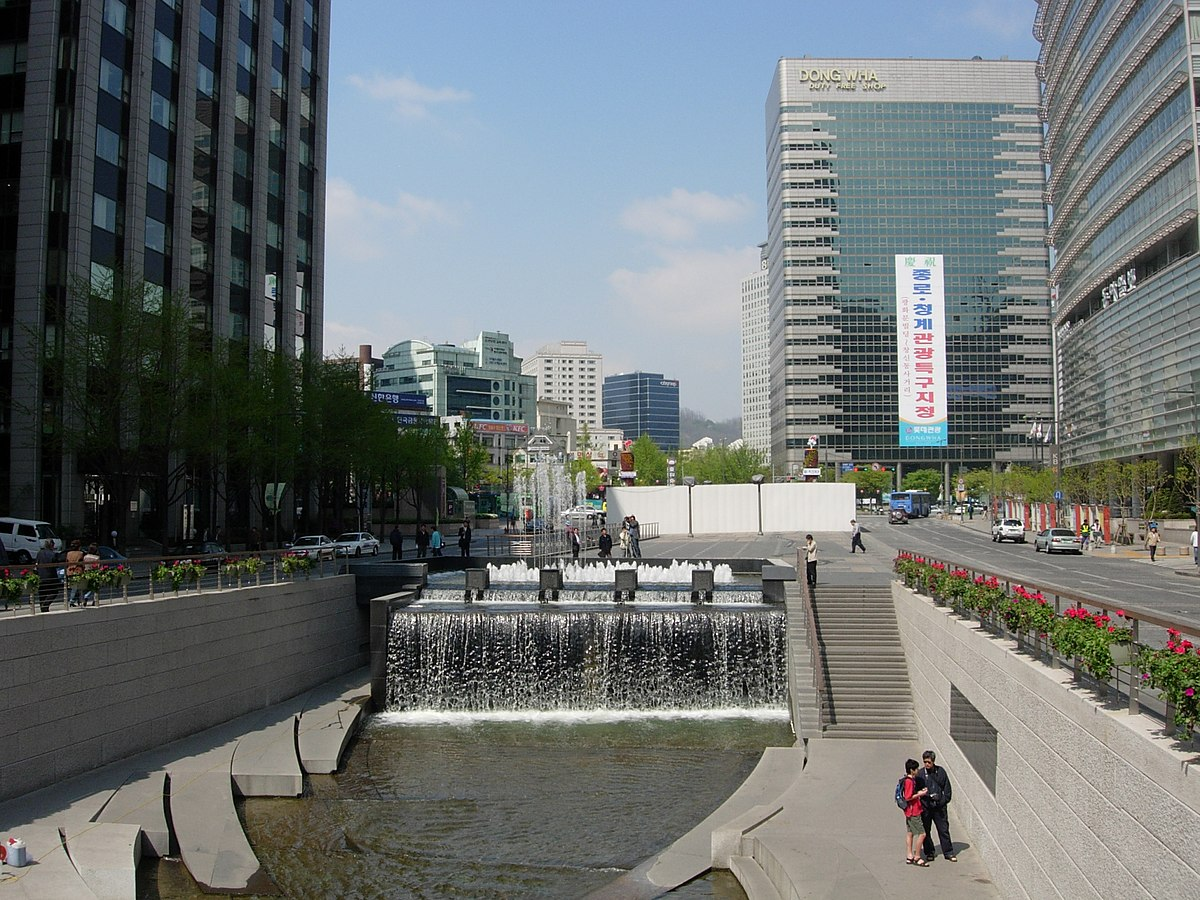 Seoul Jung Travel Guide At Wikivoyage