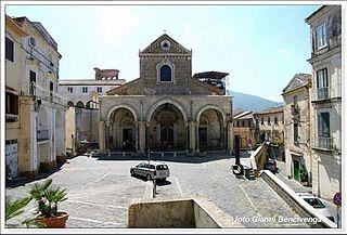 Roman Catholic Diocese of Sessa Aurunca diocese of the Catholic Church