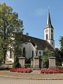 Sexau, die Dorfkirche foto10 2013-07-25 09.44.jpg
