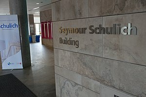 Schulich School of Business - Seymour Schulich Building