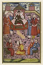 Shah Namah, the Persian Epic of the Kings Wellcome L0035166.jpg