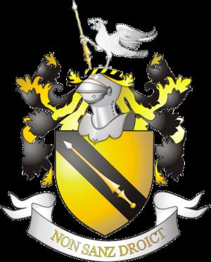 Gentleman - William Shakespeare's coat of arms