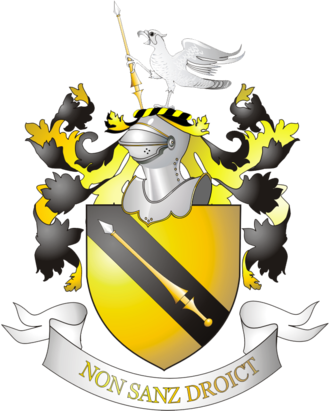 Gentleman - William Shakespeare's coat of arms