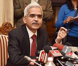 Shaktikanta Das - Image: Shaktikanta Das, IAS