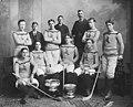 Shamrock hockey team, Montreal, QC, 1899 (3294926799).jpg