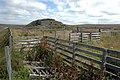 Sheep pens and wartime bunker - geograph.org.uk - 519727.jpg