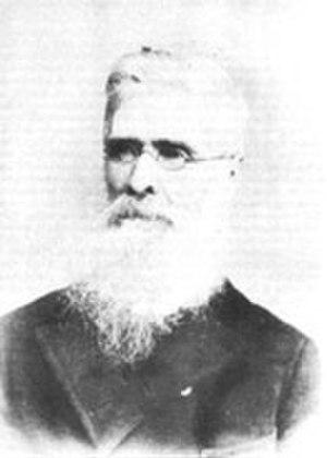 Shelton, Washington - David Shelton, 1812–1897