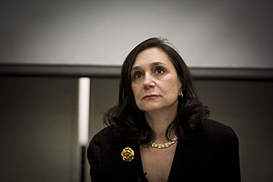 A photograph of media theorist Sherry Turkle
