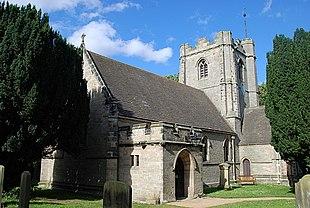 St. James's Church, Shilbottle