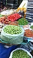 Shillong Market fruit and chillies.jpg