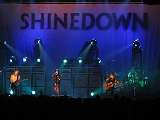 Shinedown - Shinedown live in 2008