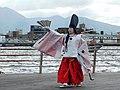 Shira-byoshi dance in Ofuna-asobi-kangensai Festival.jpg