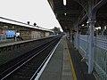 Shortlands station Herne Hill eastbound platform look east.JPG