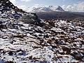 Shoulder on Meall Lochan a' Chleirich - geograph.org.uk - 764993.jpg