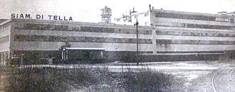 Siam Di Tella - The Siam di Tella facility in Piñeyro, south of Buenos Aires.