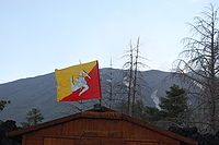 Sicilian flag at Piano Provenzana.jpg
