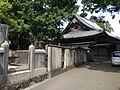 Side view of Hondo Hall of Ryozenji Temple.JPG