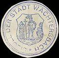 Siegelmarke Siegel der Stadt Wächtersbach W0385236.jpg