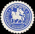 Siegelmarke Sigillum - Civitatis - Culmensis W0210170.jpg