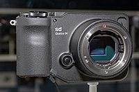 Image: Sigma SD Quattro H