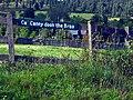 Sign, Glen Tanar - geograph.org.uk - 988526.jpg