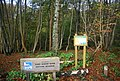 Signs, Fore Wood RSPB Nature Reserve - geograph.org.uk - 1577203.jpg