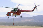 Siller Brothers firefighting helicopter, Air Force Academy's airfield.jpg