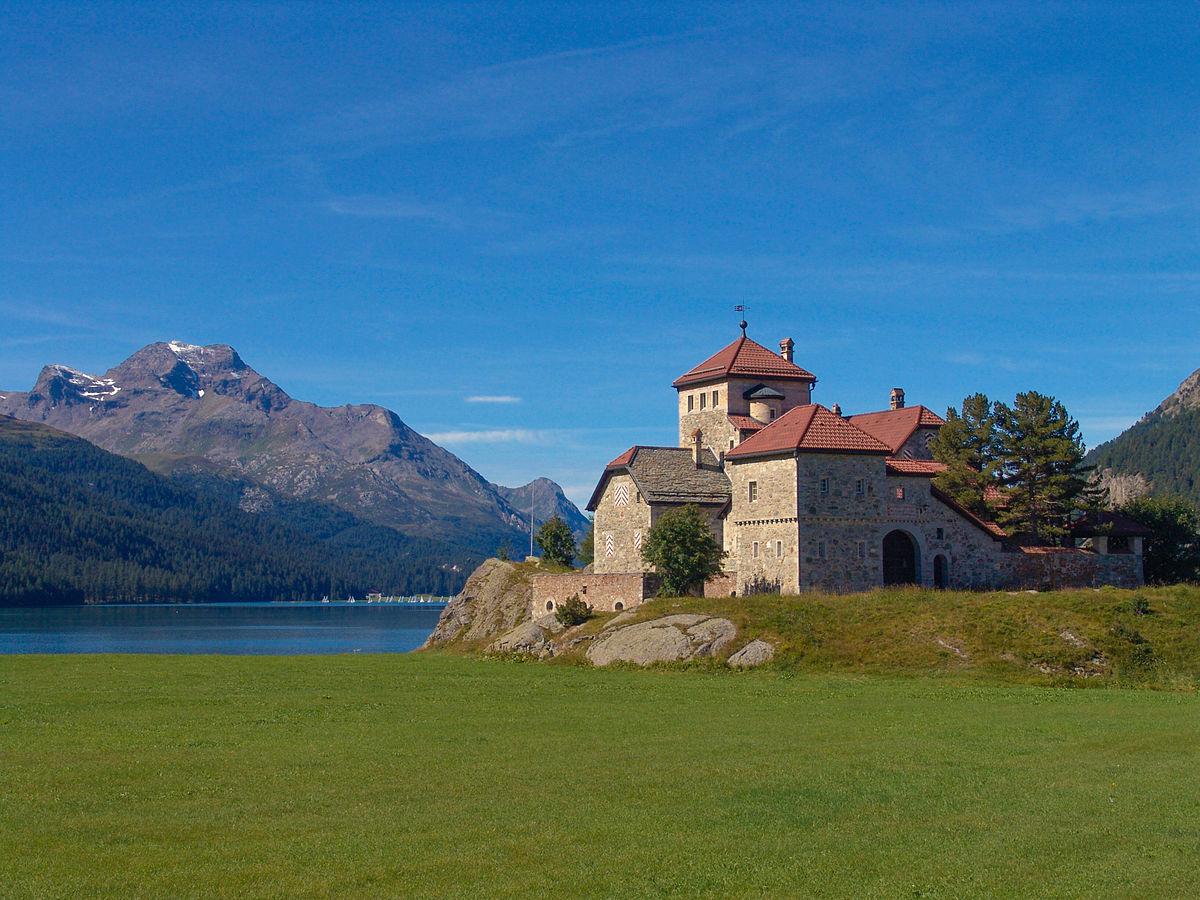 Schloss Crap Da Sass Wikipedia