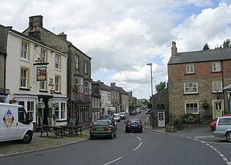 Masham - Silver Street