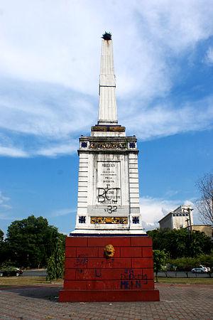 Anda Circle - Anda Monument