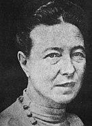 Simone de Beauvoir -  Bild