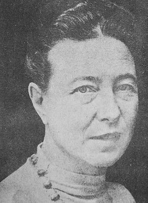 Beauvoir, Simone de (1908-1986)