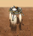 Simulated view of NASA's InSight about to land on the surface of Mars PIA22813.jpg