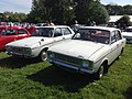 Singer Vogue (1967-68) & Hillman Hunter (1967) (27233405982).jpg