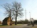 Sint-Catharinakapel met kapelbomen (opgaande linden) - 375339 - onroerenderfgoed.jpg