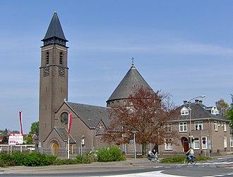 Jan Stuyt - Church of St. Egbertus in Almelo