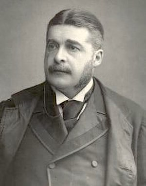 Hamilton Clarke - Clarke's friend and associate, Arthur Sullivan