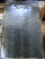 Sir John Bampfylde 1st Baronet Died1650 PoltimoreChurch Devon.PNG