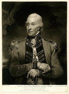 Sir Robert Laurie, 5th Baronet politician