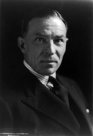 Robert Vansittart, 1st Baron Vansittart - Vansittart in 1929.